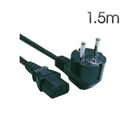 Cable Cromad alimentacion PC 1.5Metros - CR0151